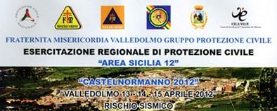 RNRE Esercitazione Castelnormanno 2012